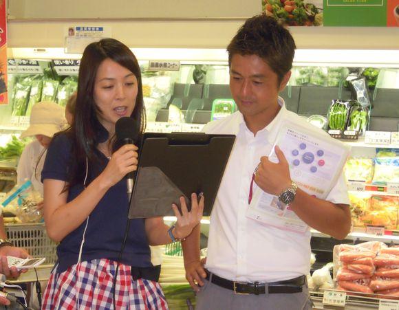 8月28日(火)スズキヤ逗子駅前店から生中継vol.5_e0006772_13103298.jpg