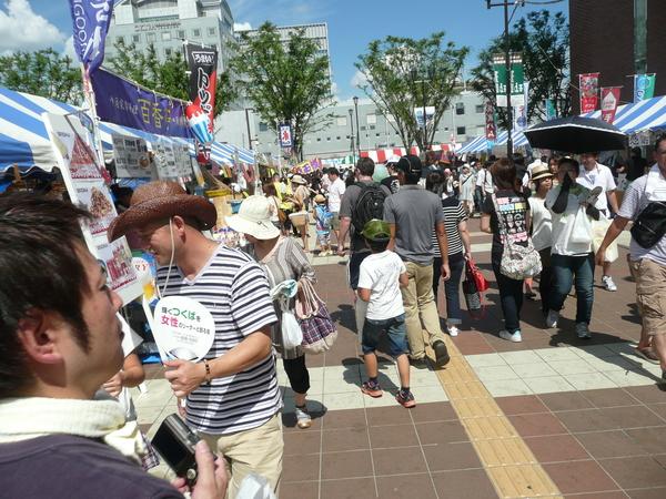 8月28日   つくば祭り2012年8月25~26日 其の二_d0249595_9592437.jpg