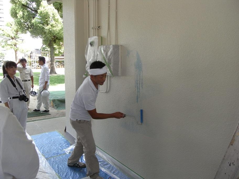 ボランティア塗装及び勉強会_f0211203_0131430.jpg