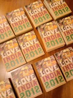 イベント「LOVE INDIA 2012」フライヤー納品_c0033210_2474797.jpg