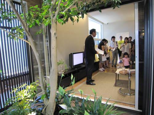 理想の家づくり東京バスツアー☆_f0129627_12484786.jpg