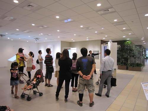 理想の家づくり東京バスツアー☆_f0129627_1256444.jpg