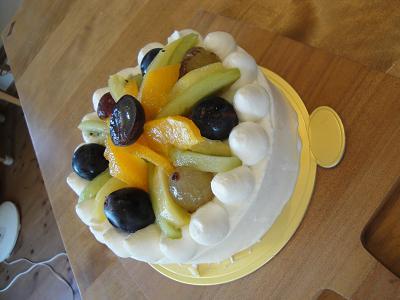 明日のケーキ♪_e0170128_9425740.jpg