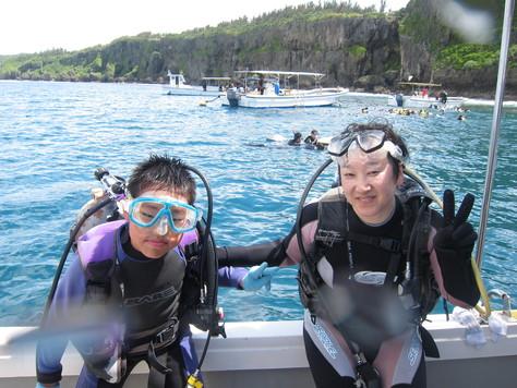 8月29日悲願の沖縄ダイビング(^^)_c0070933_19113569.jpg