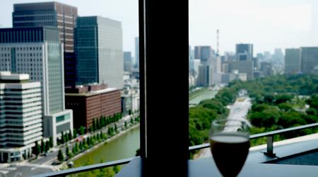 パレスホテル東京/\'12 July(2)_b0035734_1711618.jpg