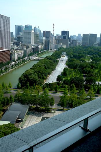 パレスホテル東京/\'12 July(2)_b0035734_172354.jpg