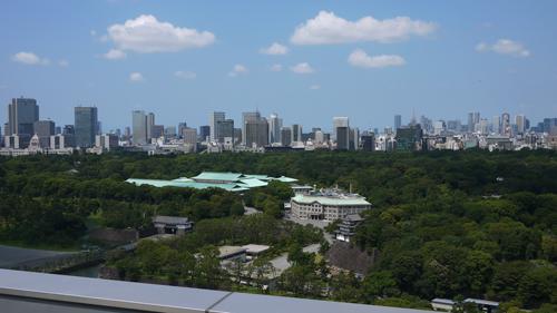 パレスホテル東京/\'12 July(2)_b0035734_1734494.jpg