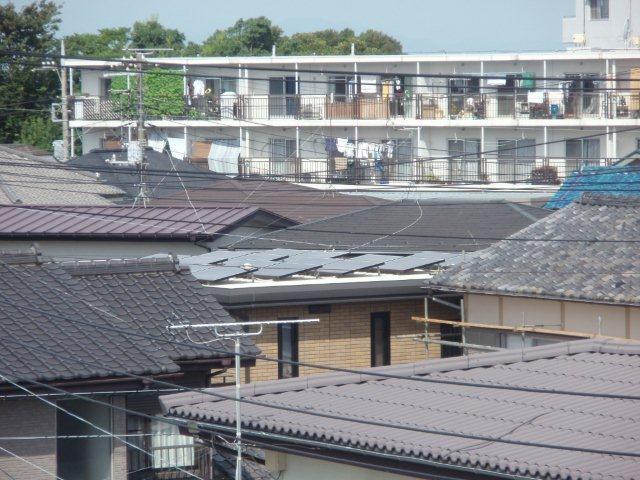 Panasonic太陽光発電4.893kw1日目-2(横浜市)_e0207151_19574253.jpg