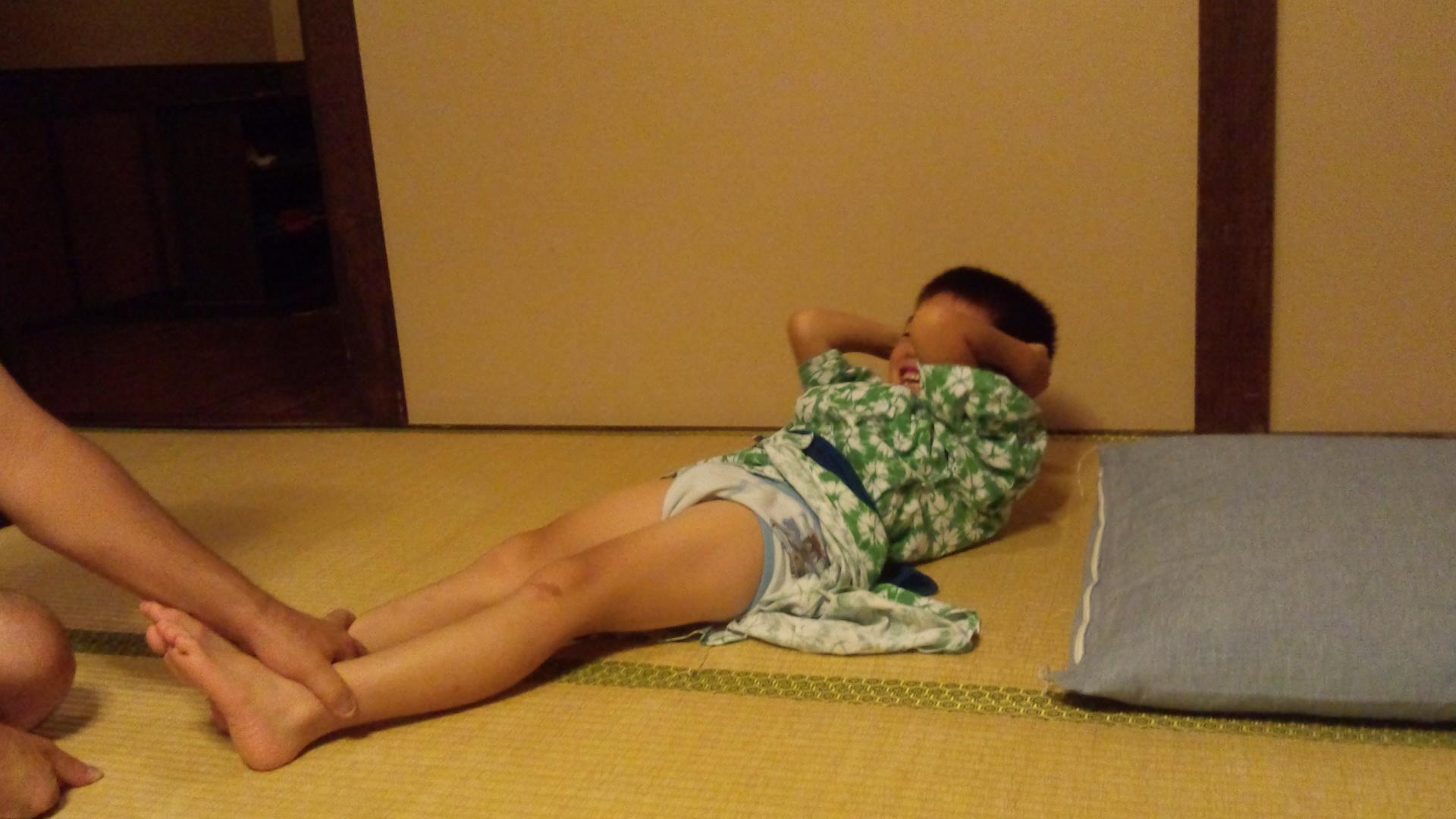 我が家の夏休みo(^▽^)o_a0200771_1663510.jpg