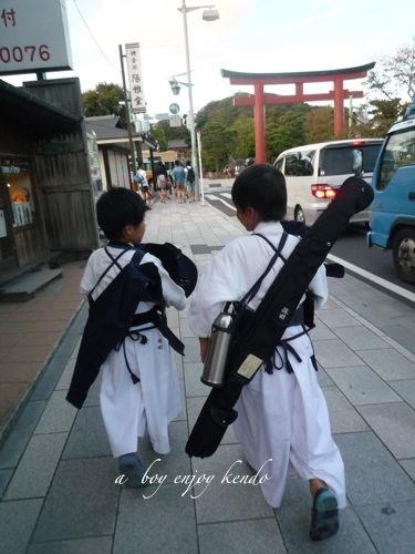 剣道一直線…鎌倉boy_d0266681_100576.jpg