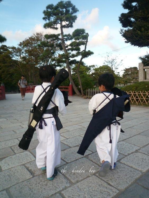 剣道一直線…鎌倉boy_d0266681_10263276.jpg