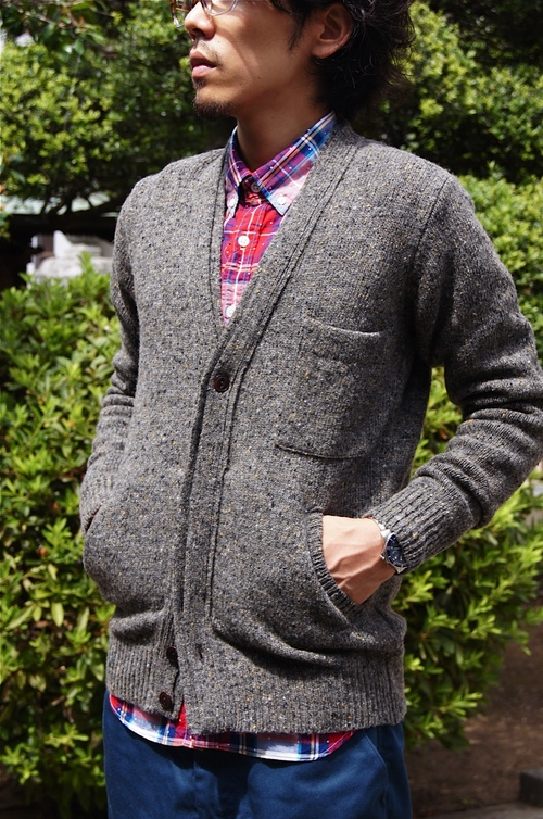 """HOMECORE\"" New release KNIT style!!_c0079892_20351040.jpg"