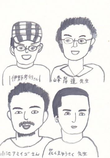 Mj課題「顔の練習」_d0259392_1185743.jpg