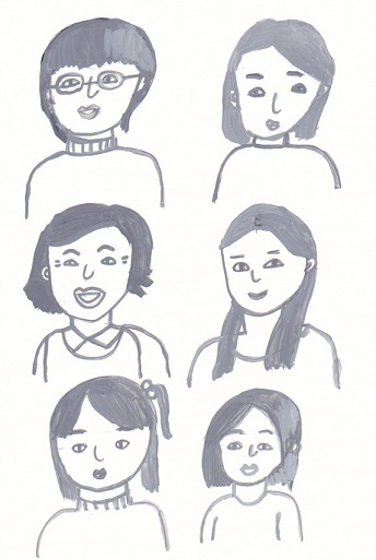 Mj課題「顔の練習」_d0259392_1202394.jpg