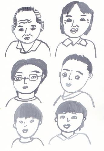 Mj課題「顔の練習」_d0259392_1203224.jpg