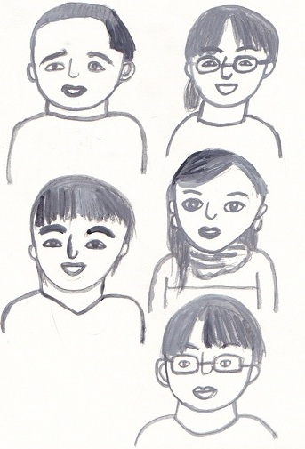 Mj課題「顔の練習」_d0259392_1304028.jpg