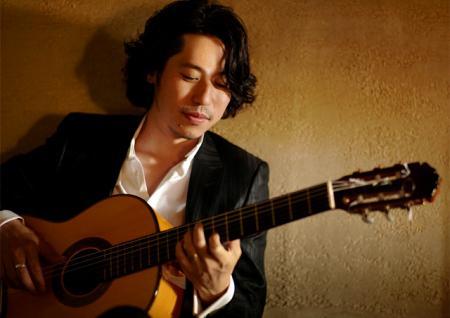フラメンコ、ギタリスト! 沖 仁、君!は、最高~!ハハハーー。_d0060693_19424580.jpg