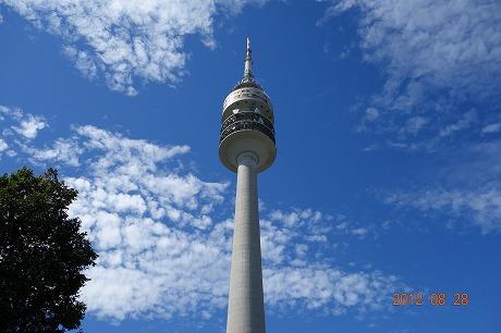 ミュンヘンオリンピック公園_a0152501_18333380.jpg