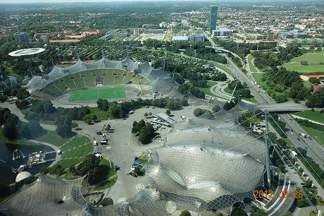 ミュンヘンオリンピック公園_a0152501_18335372.jpg