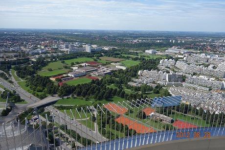 ミュンヘンオリンピック公園_a0152501_1834766.jpg