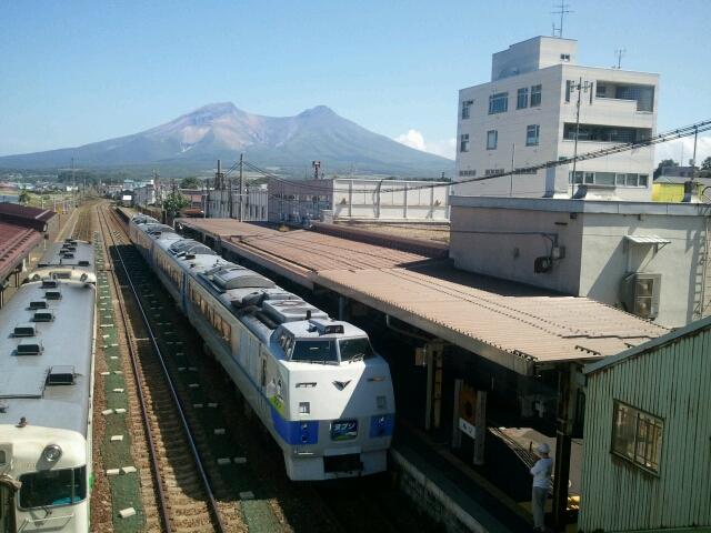森駅到着_b0019313_132242.jpg