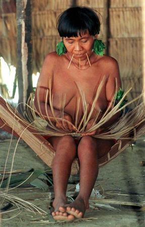 アマゾン先住民多数殺害か ベネズエラで金採掘業者_b0064113_12383248.jpg