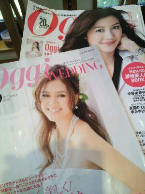 雑誌Ogg9月号掲載_d0049817_20515475.jpg