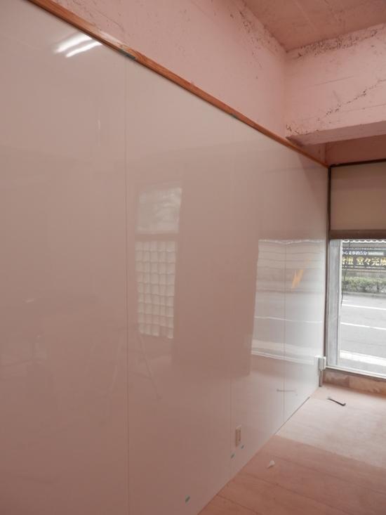 「土壁」塗りと「神棚」~☆_a0125419_7513066.jpg