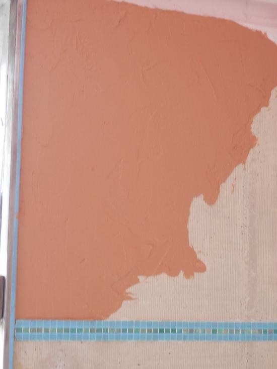 「土壁」塗りと「神棚」~☆_a0125419_7595981.jpg