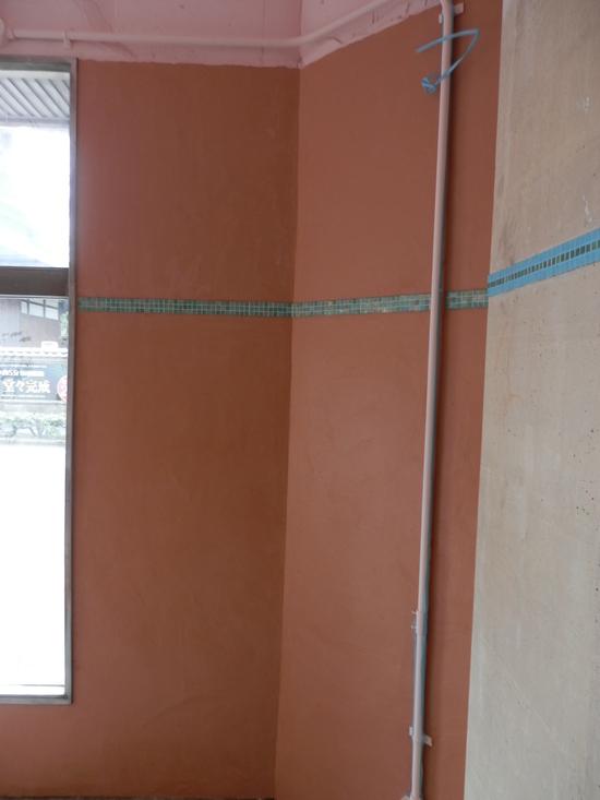 「土壁」塗りと「神棚」~☆_a0125419_814931.jpg