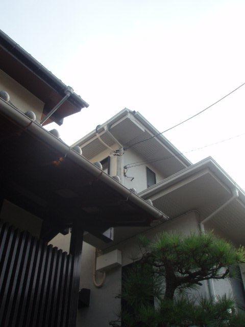 Panasonic太陽光発電4.893kw 2日目-1(横浜市)_e0207151_21174394.jpg