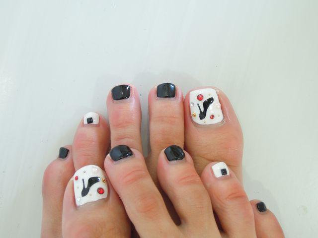 My Foot Nail_a0239065_1645672.jpg