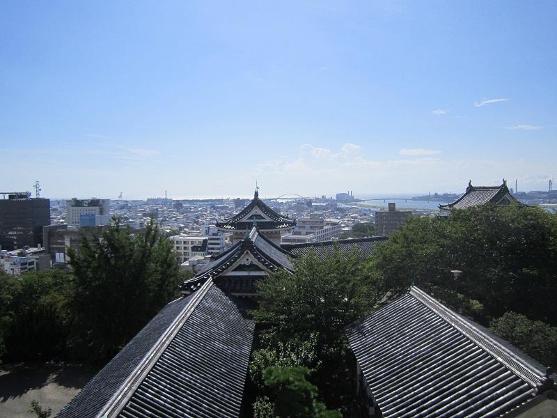 和歌山城_f0205367_19253220.jpg