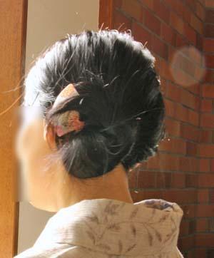 レースと麻でナチュラル帯作り完成☆浴衣の髪型_e0143176_10203777.jpg