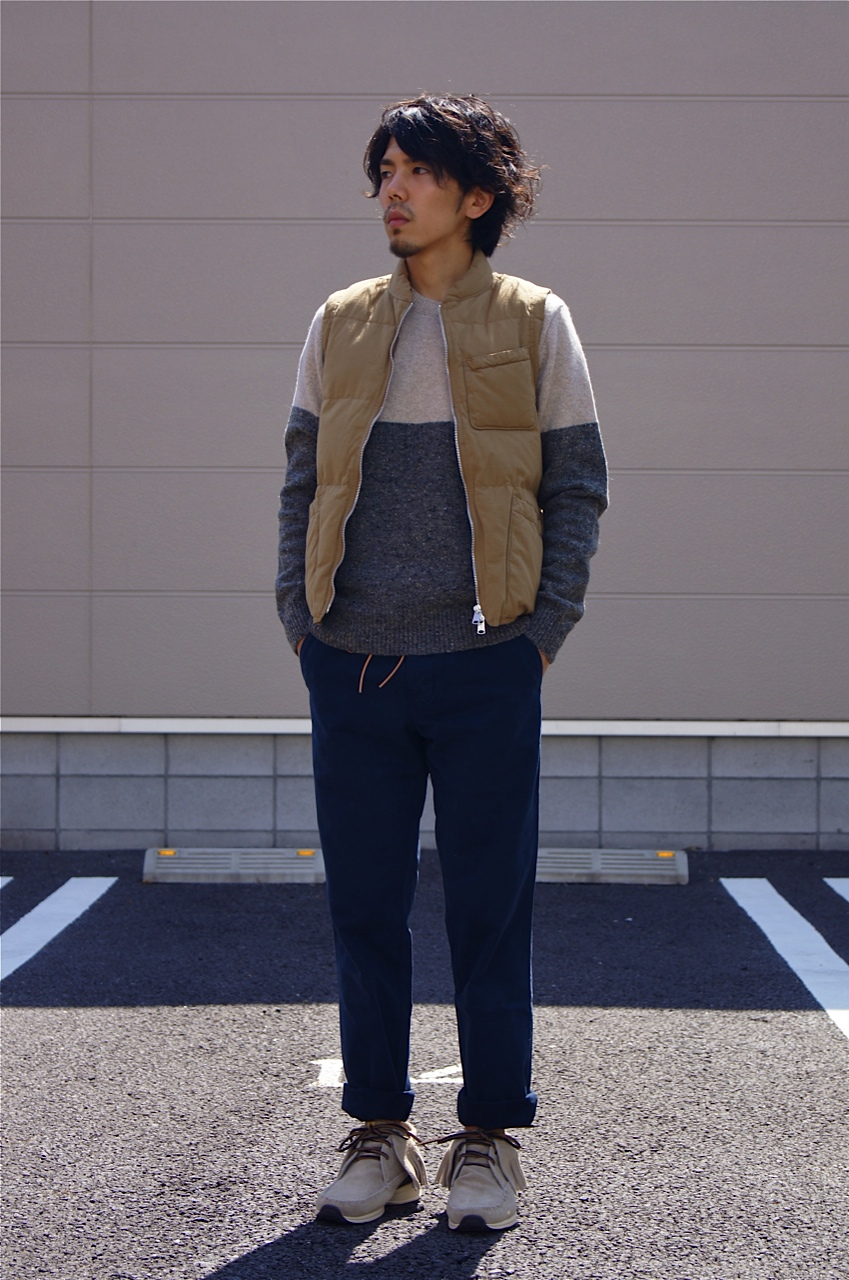 """HOMECORE\"" New release KNIT style!! Vol.2_c0079892_20355570.jpg"