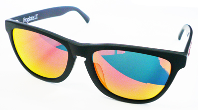 OAKLEY LX COLLECTION FROGSKINS MatteBlack/RubyIridium入荷!_c0003493_14283599.jpg
