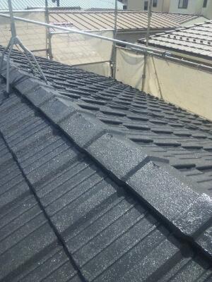 屋根塗装_f0211203_19585126.jpg