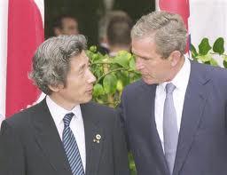 アメリカンジョーク:ブッシュ大統領「韓国は日本の植民地に戻れ!」 _e0171614_21324070.jpg