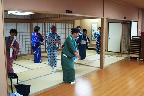山中節カルチャー教室~秋~開講!_f0040218_14402344.jpg