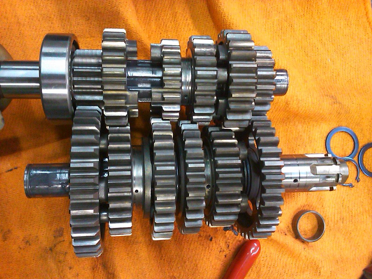 NSR250エンジン組み上げ!!_e0114857_21352739.jpg
