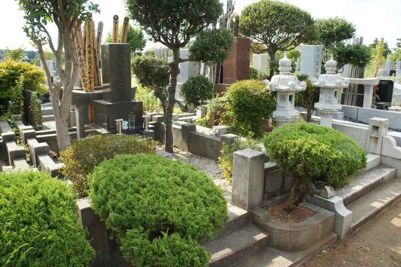 S家様 墓所リフォーム工事  2012.8.25_e0223769_224105.jpg