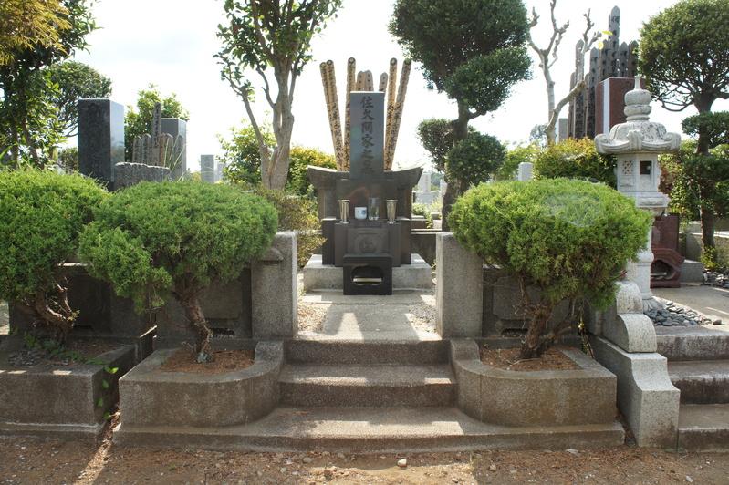 S家様 墓所リフォーム工事  2012.8.25_e0223769_22415186.jpg