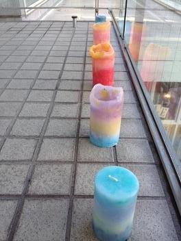 表参道の美容院 kafka のお祝いのお花_c0128489_1135616.jpg