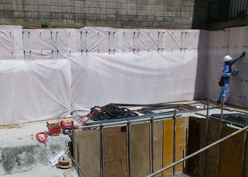 地下工事始まっています ~南麻布の家_a0117794_14211713.jpg