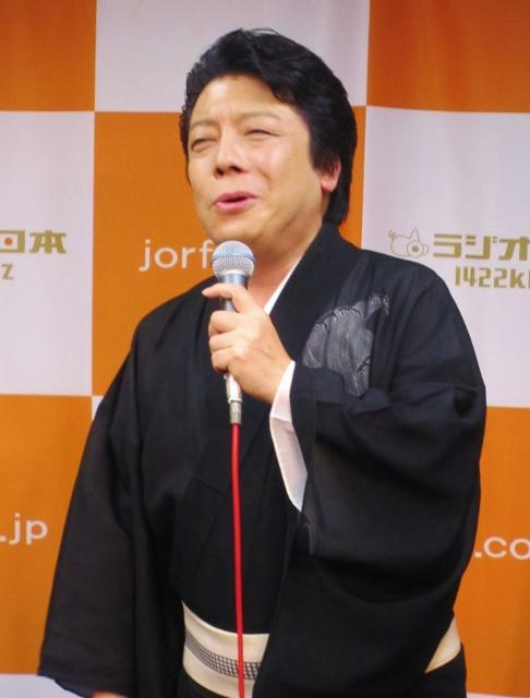 ラジオ日本「熱唱!麻布台歌謡劇場」裏町酒_b0083801_14553864.jpg