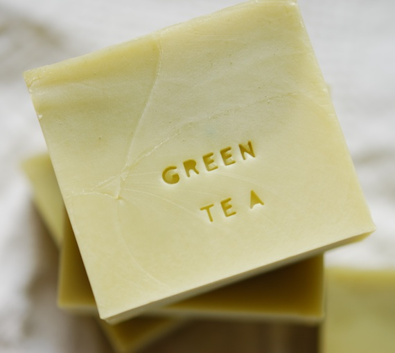 #198 Green Tea Soap_b0121501_5151952.jpg