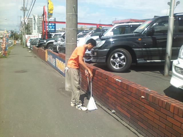 ランクルトミー札幌店(^o^)開店準備中!_b0127002_10454835.jpg