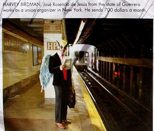 NYで開催中の誰でもみんなヒーローってテーマのストリート写真展_b0007805_1485044.jpg