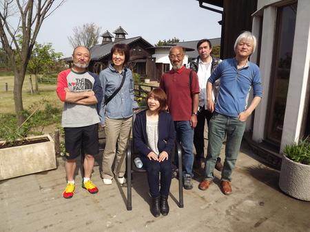 熊坂るつこ新潟ツアー2012.4月29日の記録_c0063108_1430787.jpg