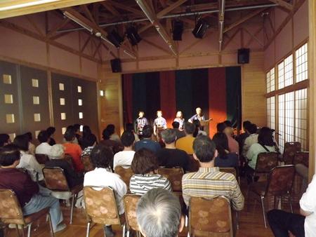 熊坂るつこ新潟ツアー2012.4月29日の記録_c0063108_1438868.jpg